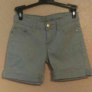 Newberry tan shorts